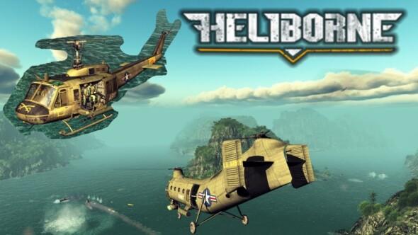 Heliborne receives large update