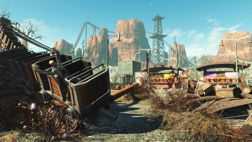 Fallout 4 Nuka World 3