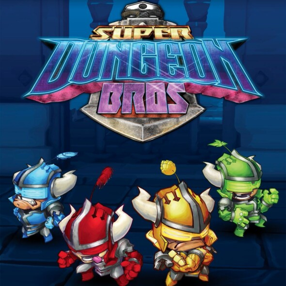 Super Dungeon Bros and We Sing on show at EGX