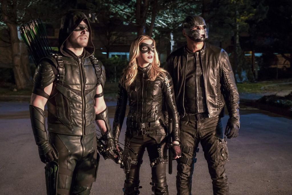 Arrow Season 4 1