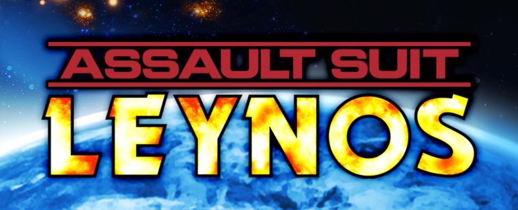 Assault Suit Leynos Banner