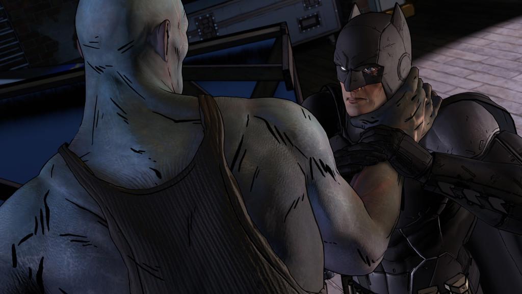 Batman Telltale Episode 1 & 2 - 2