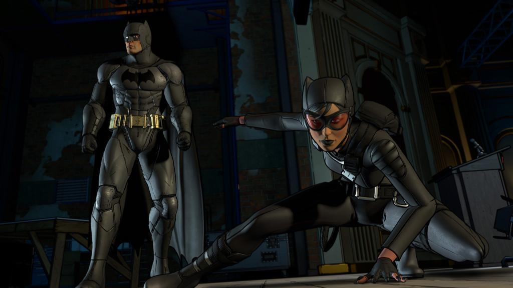 Batman Telltale Episode 1 & 2 - 3