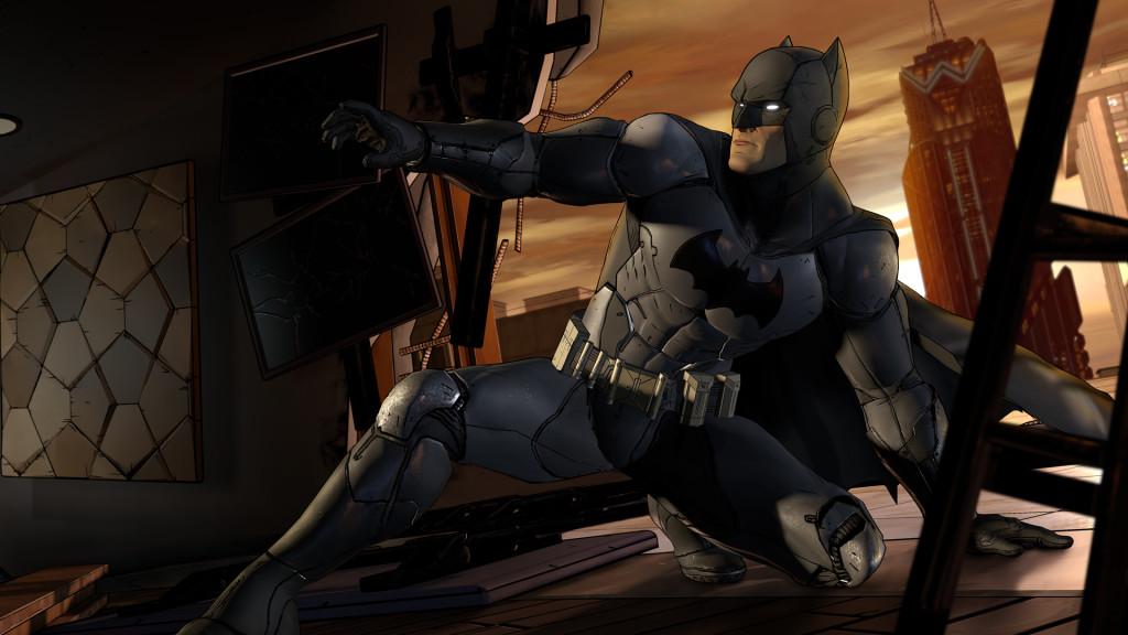 Batman Telltale Episode 1 & 2 - 4
