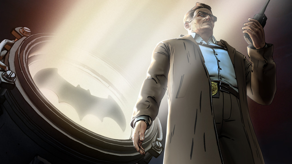 Batman Telltale Series 2