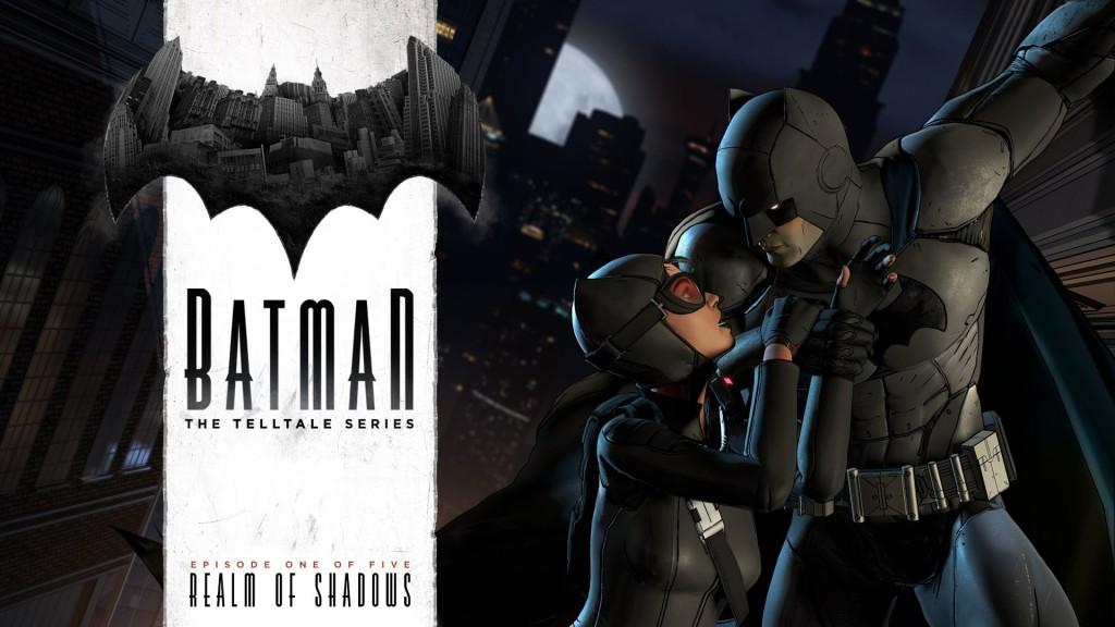 Batman Telltale Series Episode 1