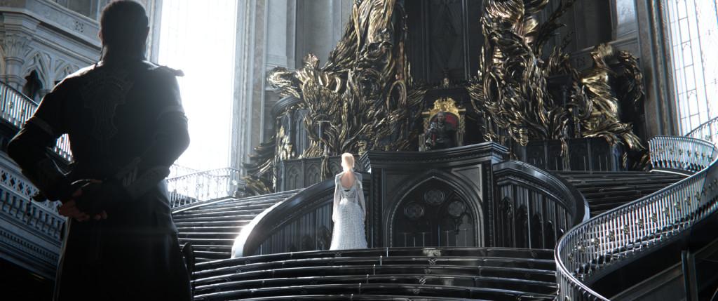 Kingsglaive Final Fantasy XV 1