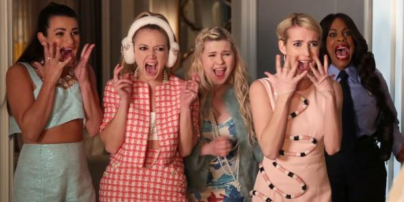 Scream queens 1