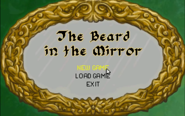 The Beard in the Mirror Available Now