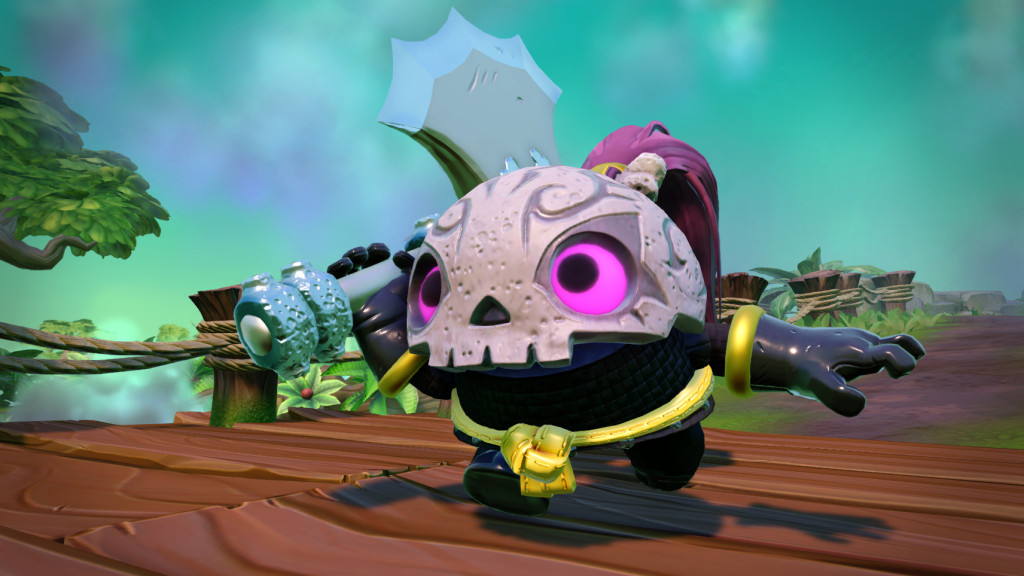 Skylanders Imaginators_Master Chopscotch