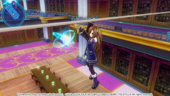 Superdimension Neptune VS Sega Hard Girls 2
