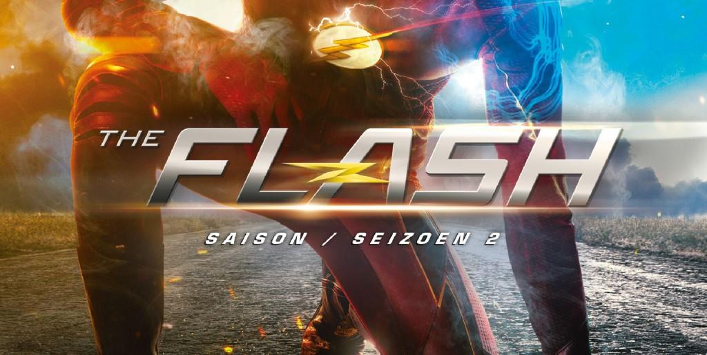 The Flash Season 2 Banner