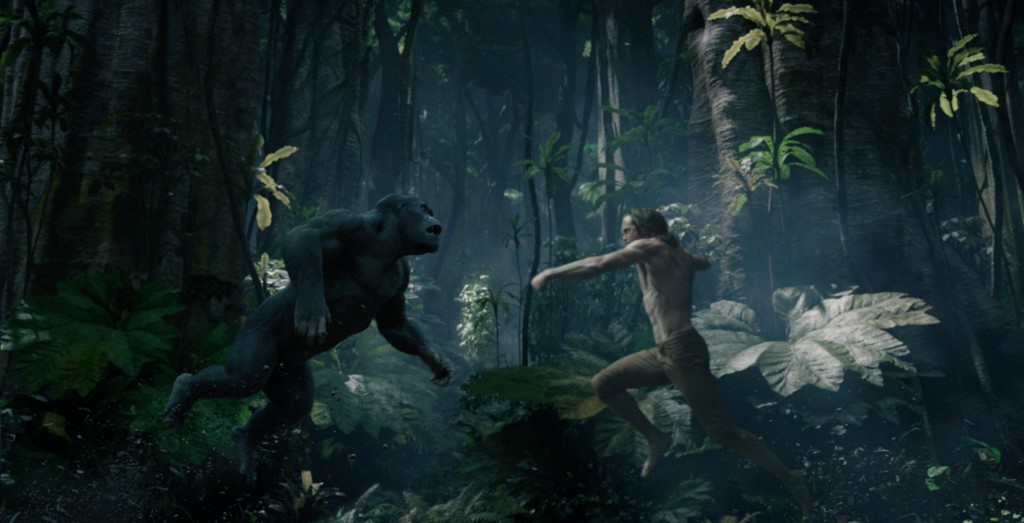 The Legend of Tarzan 1
