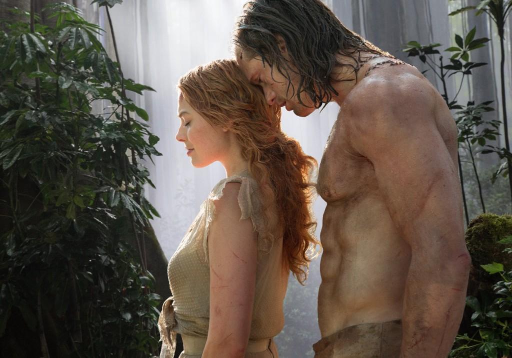 The Legend of Tarzan 3