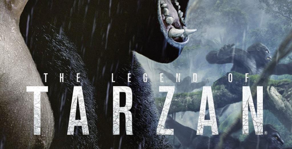 The Legend of Tarzan Banner