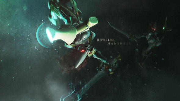 Warhammer 40,000: Dawn of War III Reveals Howling Banshees