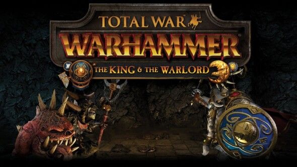 Total War: WARHAMMER – The King & The Warlord out now