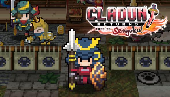 Cladun Returns : This is Sengoku! Announcement Trailer
