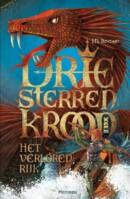 Crown of Three #2 The Lost Realm (Driesterrenkroon #2 Het Verloren Rijk) – Book Review