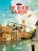 De Rode Baron #1 Tussen de Kogels Door – Comic Book Review
