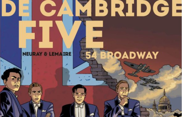 De cambridge five 1