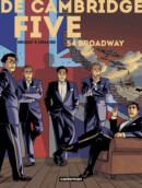 De Cambridge Five Deel 2: 54 Broadway – Comic Book Review