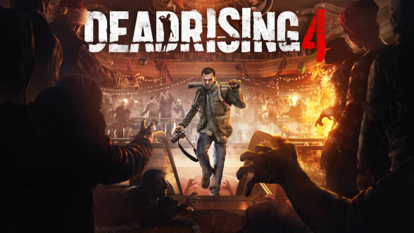 Watch some hilarious zombie killing from the Dead Rising series