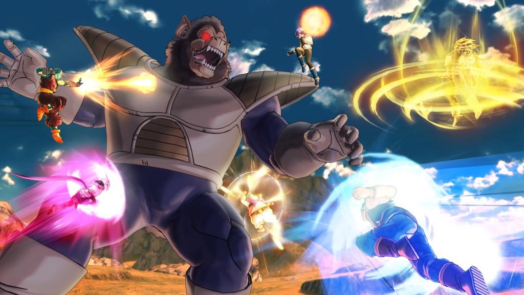 Dragon Ball Xenoverse 2 3