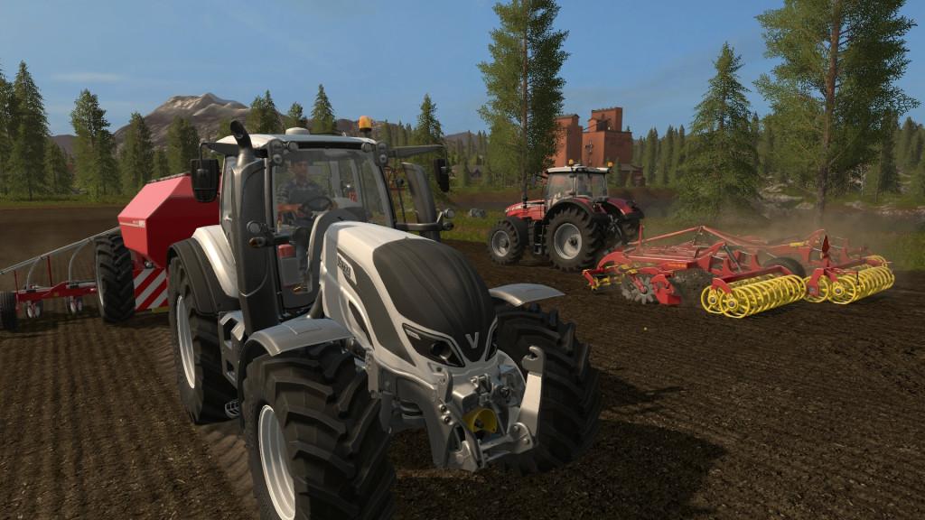 Farming sim 17 - 4