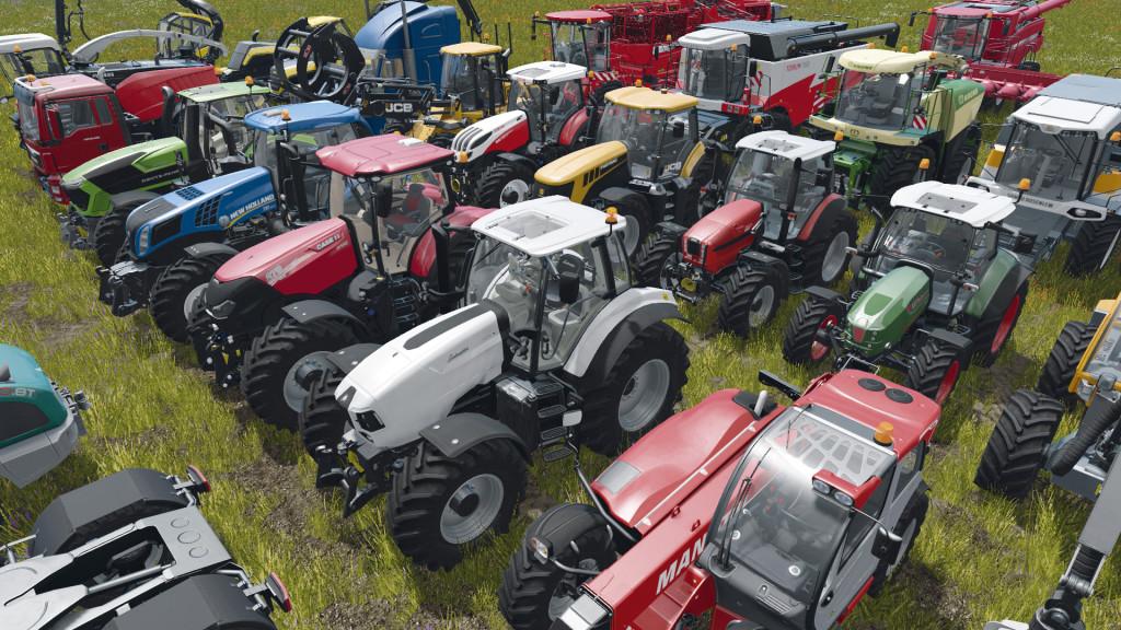 Farming sim 17 - 5