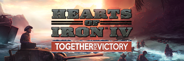Hearts of Iron IV – First Expansion Announced