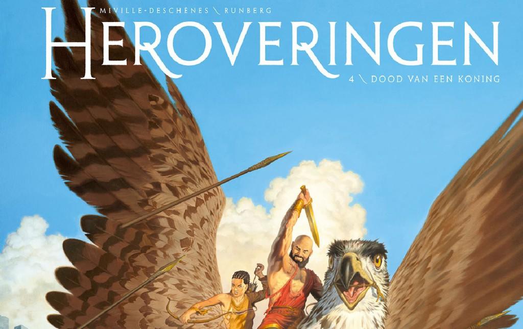 Heroveringen #4 Dood van een Koning Banner