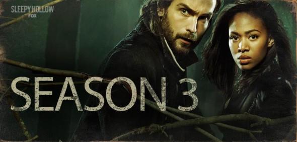 Sleepy Hollow Season 3 Banner