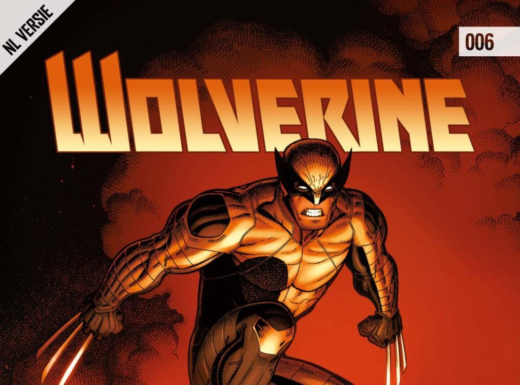 Wolverine #006 Banner
