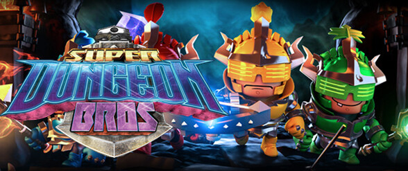 Super Dungeon Bros launched today