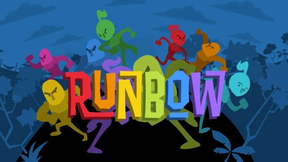 Runbow gets a colorful entry in Steam