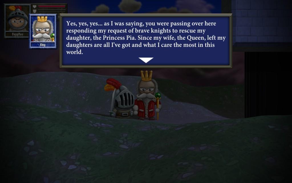 King Lucas 2