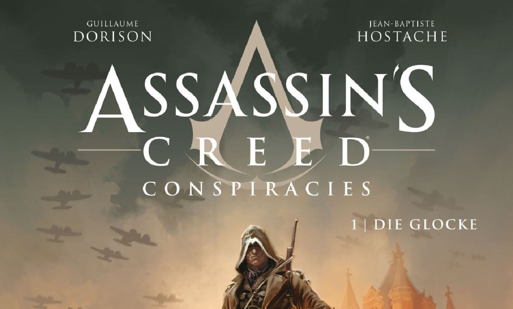 Assassin's Creed Conspiracies #1 Die Glocke Banner