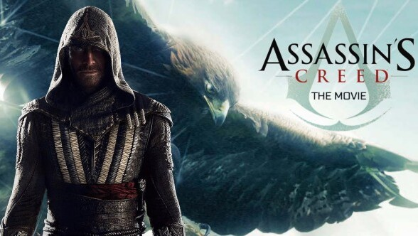 Get your hands on the artifacts from the movie: Assassin's Creed