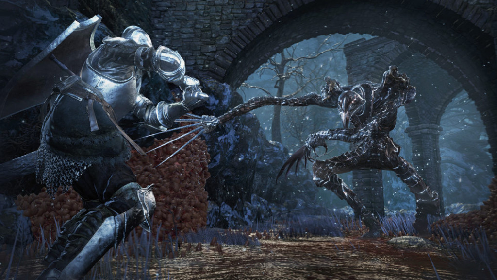 Dark Souls III Ashes of Ariandel 3