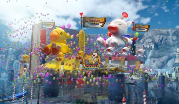 Final Fantasy XV gets Holiday DLC