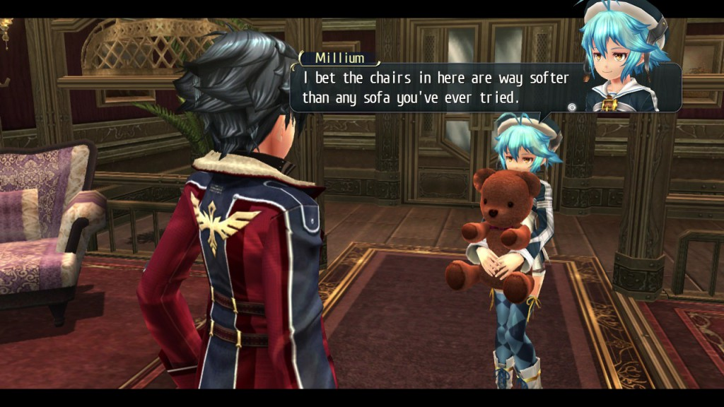 The Legend of Heroes Trails of Cold Steel II 1
