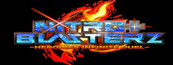 Nitroplus Blasterz: Heroines Infinite Duel - logo