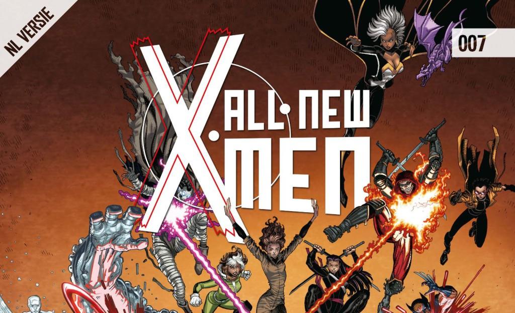 All New X-Men #007 Banner