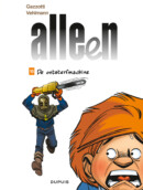 Alleen #10 De Ontsterfmachine – Comic Book Review
