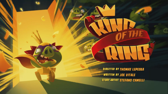Angry Birds Season 3 King of the Ring