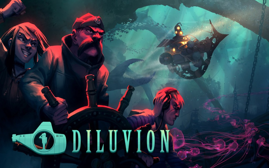 Diluvion Key Art 1