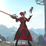 Final Fantaxy XIV: Stormblood