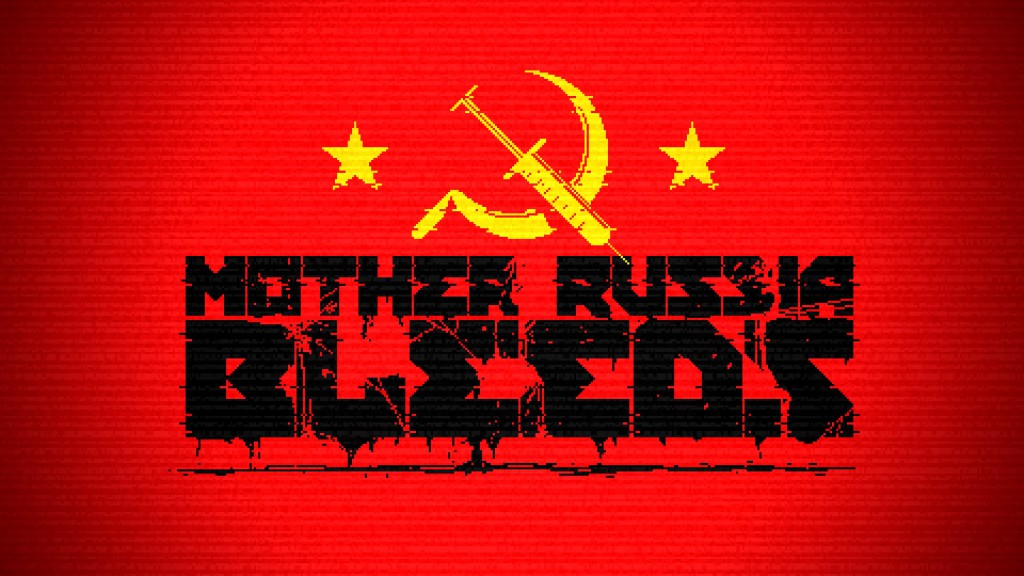 Mother Russia Bleeds logo