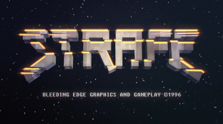 STRAFE Coming to PC in March